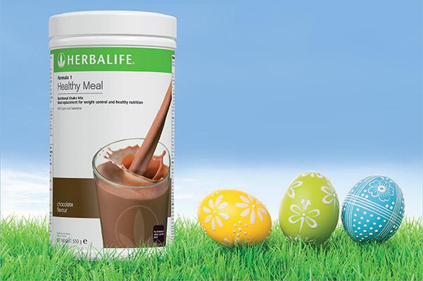 Formula 1 chocolat Herbalife